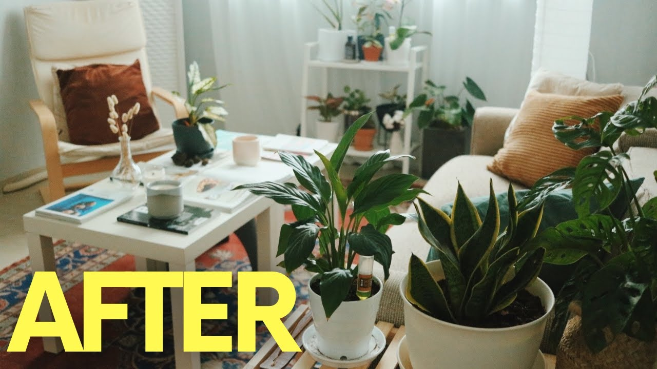 HUGE Apartment Declutter Transformation in a 2 Bedroom Seoul Apartment | Extreme Makeover part 2