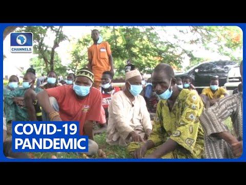 Edo Government Intercepts Trucks With Passengers At Irrua, Benin City
