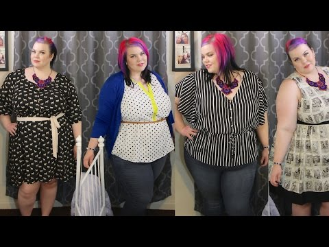 Plus Size Clothing Haul & Try-On | Modcloth, Nordstrom Torrid