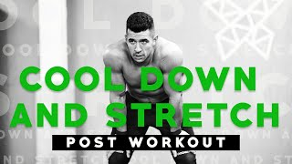 PMA FITNESS || Post Workout Cool Down