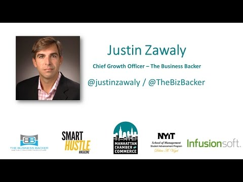 MCC Access to Capital: Justin Zawaly of Business Backer