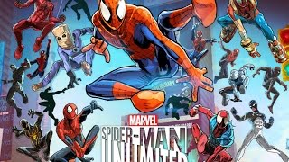 Spider Man Unlimited Mod Apk!!!