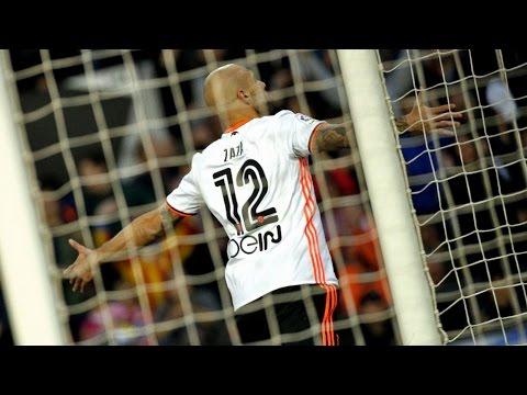 Gol de Zaza | Valencia CF - Real Madrid | AUDIO VCF Radio