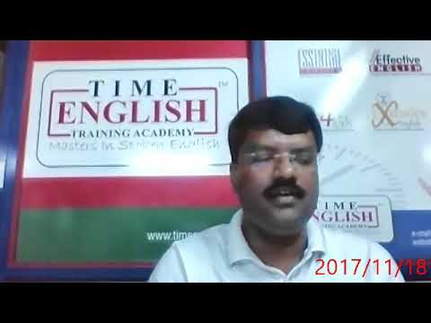 Fun In English by Time English