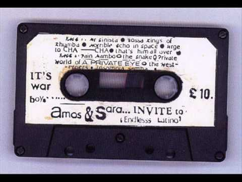AMOS AND SARA - private world of a private eye