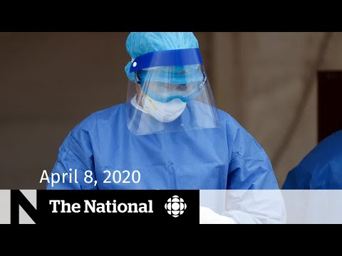 WATCH LIVE: The National For Wednesday, April 8 — Preparing For Patient Surge; Life After Lockdown