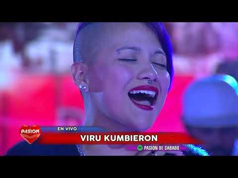 Viru Kumbieron En Vivo En Pasion De Sabado 1 12 2018 Parte 2