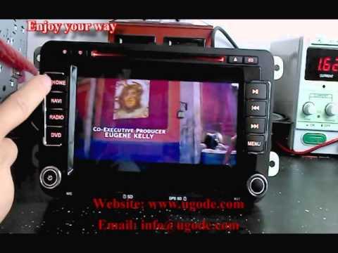ugode U9 Android car multimedia with wifi 3g dvr mirror link OBD