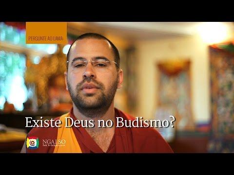 Existe Deus no Budismo? subtitles: PT-ES-EN-NL-IT-FR