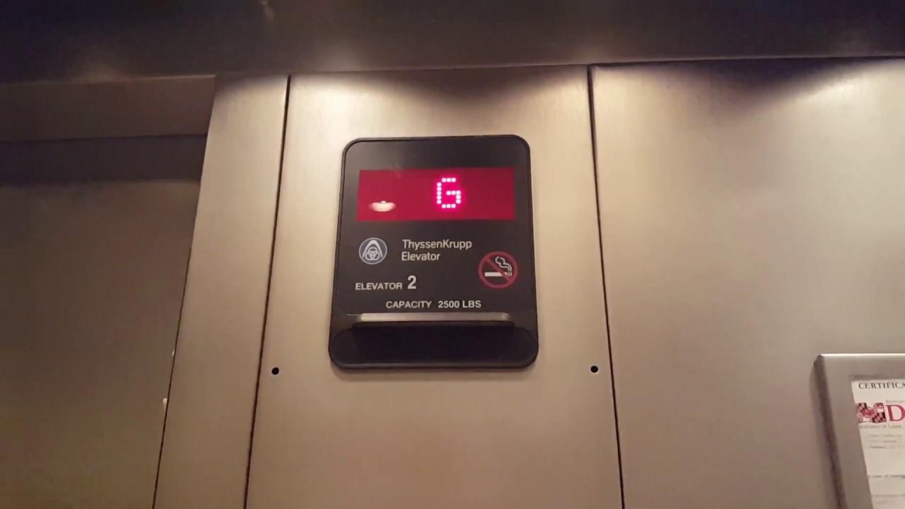 thyssenkrupp highdraulic elevators hilton garden inn frederick md - Hilton Garden Inn Frederick Md