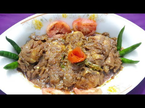Chicken jhal fry youtube chicken jhal fry ccuart Image collections
