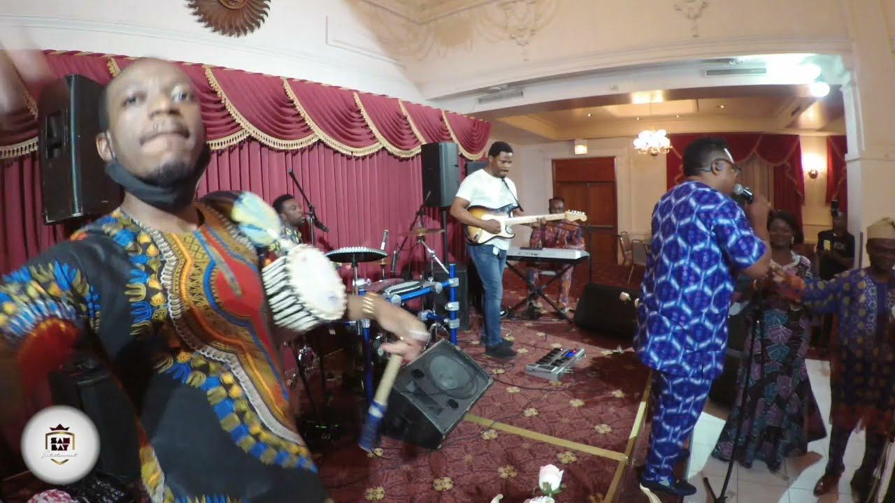 Download Alashe Sammy Jerry Live @ Ankara Carnival Chicago, IL 8/13/21