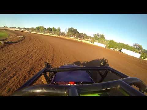 Jordan Mattson Wingless Hot Laps Plymouth Dirt Track 9/28/19