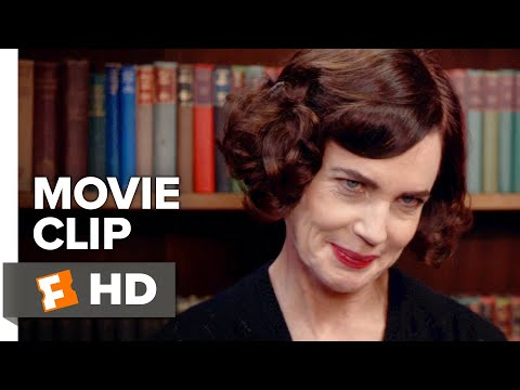 The Wife Movie Clip - Elaine Mozell (2018) | Movieclips Indie