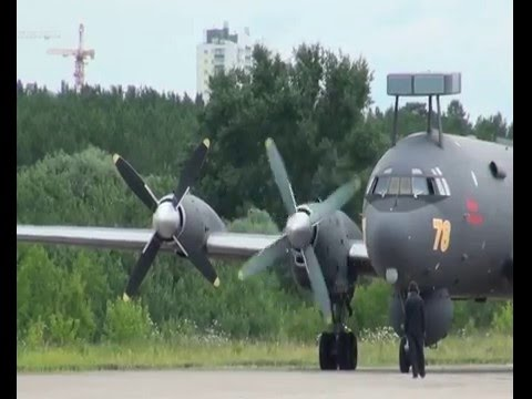 Ilyushin Il-38 Maritime Patrol / ASW Aircraft, Russia