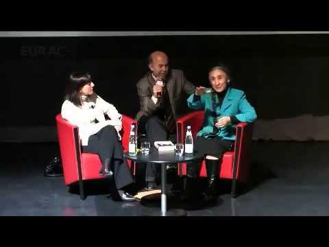 Uyghur prominent human rights activist Rebiya Kadeer Visit