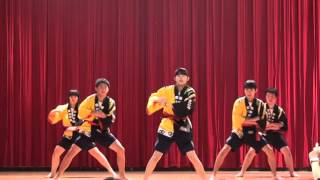 水里商工-日本埼玉縣國際學院高等學校交流參訪-舞蹈表演