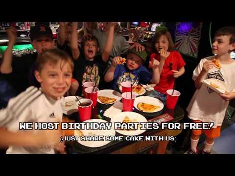 Press Start - Rapid City's Retro Arcade Bar