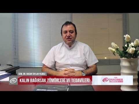 Kalın Bağırsak Tümörleri Ve Tedavisi (Onkomer Özel Onkoloji Dal Merkezi İzmir)