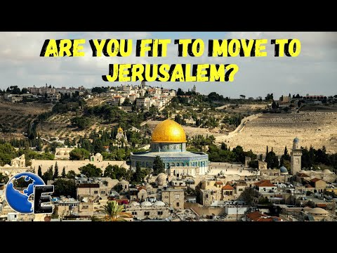 Living In JERUSALEM: How To Move There, Cost Of Living, And Job Options (2020) | Expats Everywhere
