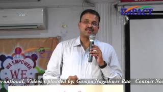 Love our  Country by VV Laxminarayana at We Empower Hyderabad
