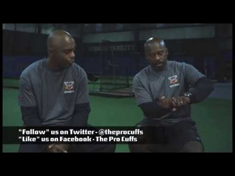 Pro Cuffs™ TV - Delino and Linc Interview - Hitting and Fielding Talk