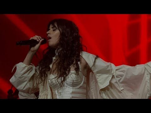 Camila Cabello | Shameless (Live At Verizon Up)