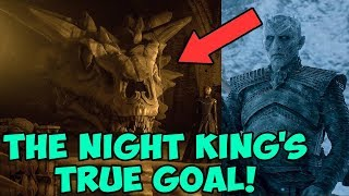 The Dragon Nobody Realizes The Night King Could Resurrect! ⚔️ SEASON 8! 🔮