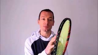 Test de la raquette de tennis Yonex VCore Duel G100