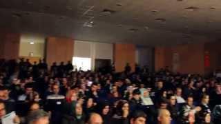 Mşü Alparslan Üniversitesi Kutlu Doğum Konserimizden kareler