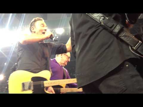 Twist and Shout - Denmark - With Jon Landau