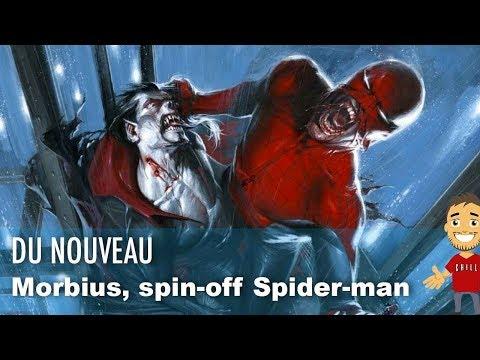 De NOUVELLES infos sur MORBIUS, un spin-off du spider-verse !