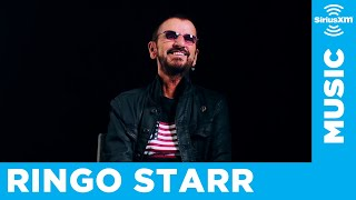 Ringo Starr On Peter Jackson's 'Let It Be' Documentary & The Beatles' Rooftop Concert