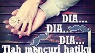 Video Fatin Shidqia Lubis  - Dia Dia Dia (lyric) download MP3, 3GP, MP4, WEBM, AVI, FLV Maret 2018