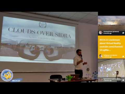 Keynote Piotr Baczynski, Virtual Reality