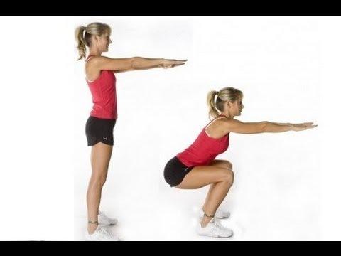 Pesas ejercicios para adelgazar