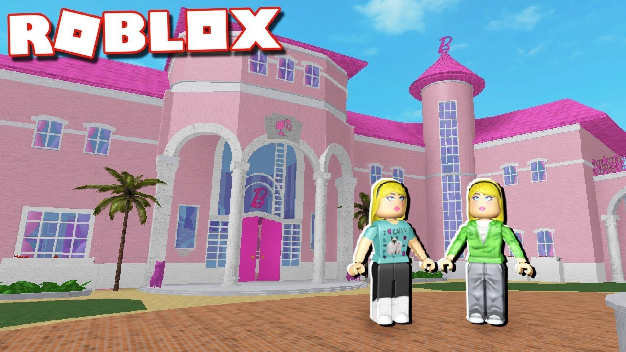 Roblox Adventures Barbie Life In The Dreamhouse Mansion Barbie