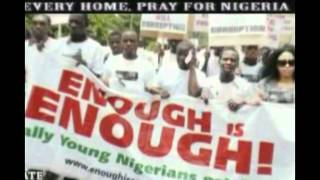 every home pray for nigeria english
