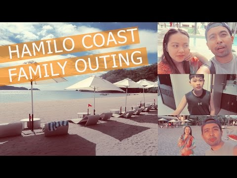 Family Outing at Pico de loro Hamilo Coast Resort | Couple Travel Vlog | Batangas, Philippines