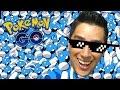 TIVE UM DIA PERFEITO    Pokémon GO   Conquistando Medalhas  Parte 31