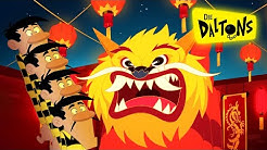 Die Daltons | Chinesisches Neujahr! 🐀 | Volle Folgen in HD