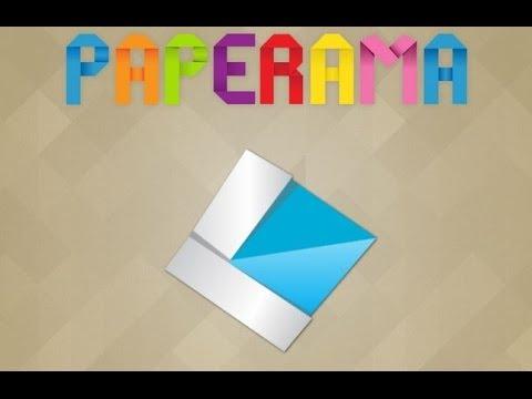Paperama All Tani Levels Walkthrough Cheats 1-24 - YouTube   360x480
