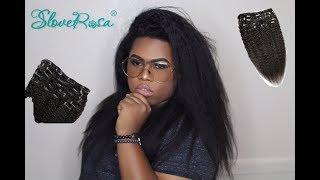 Aliexpress Slove rosa Hair|| Kimanti Ja