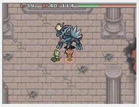 Pokemon Mystery Dungeon 2-77: Primal Dialga Battle