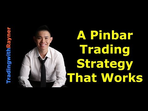 Pinbar strategy