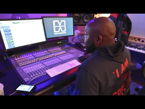 In-Studio Vibe Session - King Henry x Phase One
