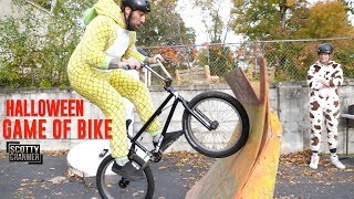 HALLOWEEN GAME OF BIKE!
