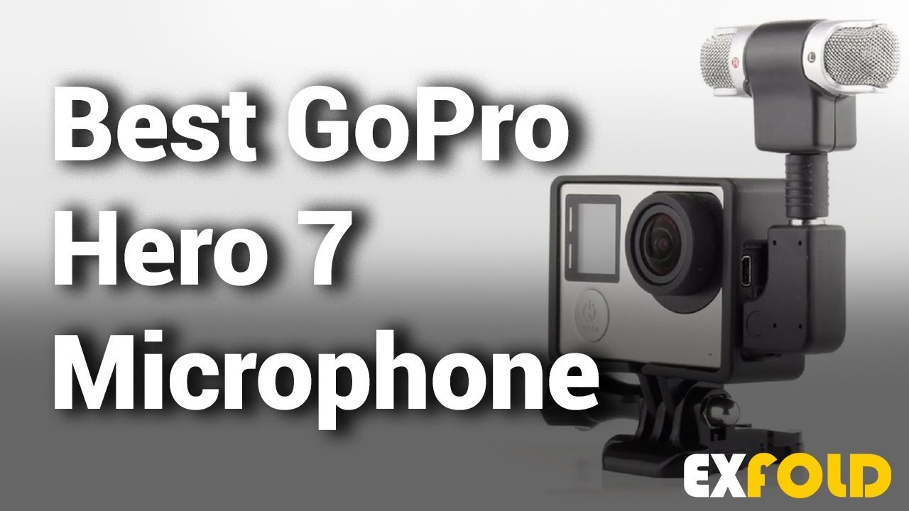 10 Best Gopro Hero 7 Microphones With Review Details Which Is The Best Gopro Hero 7 Microphone Youtube