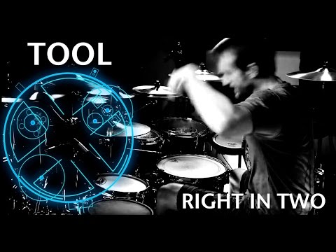 Tool - Right In Two - Johnkew Drum Cover