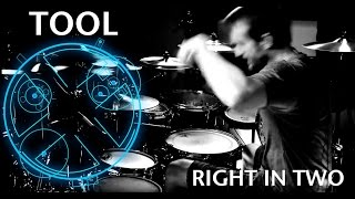 Download Tool - Right In Two - Johnkew Drum Cover Mp3 and Videos